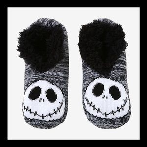 ❗️NEW❗️Nightmare Before Christmas Jack Slippers